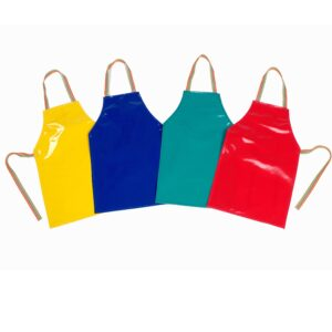 Kids PVC Art Aprons