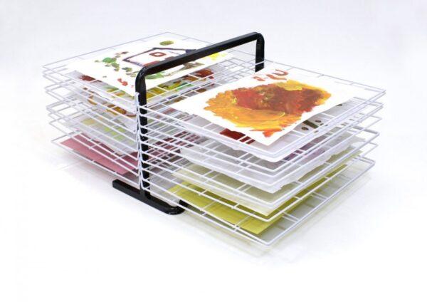 Art Drying Rack - 20 Shelf