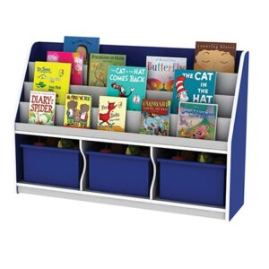 Milan Book Storage - 3 Tier
