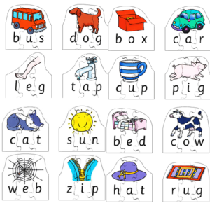 Literacy Puzzles