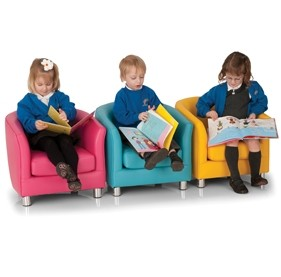 Kiddie Tub Chairs & Sofa