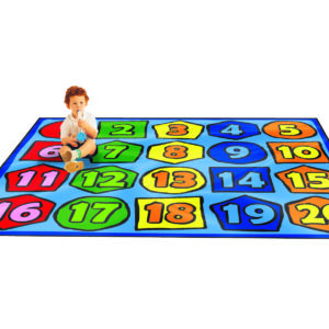 Number Carpet 1 - 20