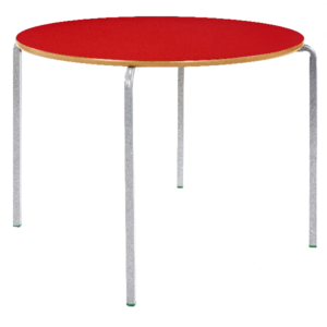 Slide Stacking Circular Table - D1000mm