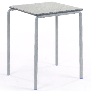 Slide Stacking Square Table - 550 x 550mm