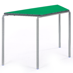 Slide Stacking Trapezoidal Table - 1100 x 550mm