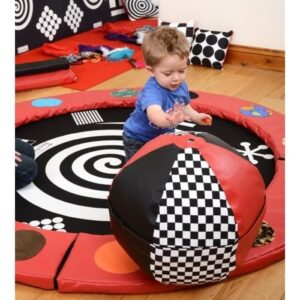 Visual Perception Balance Ball - (Pump Included)