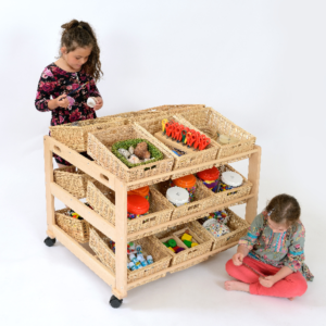 Double Sided Classroom Tidy - 18 Baskets