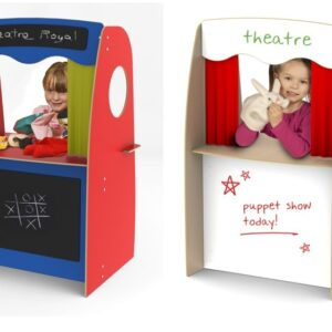 Folding Shop Puppet Theatre