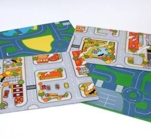 Hepworth Play Mat - Early Years - Set of 4 1x0.75M