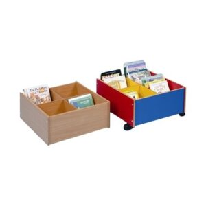 4 Compartment Kinderbox