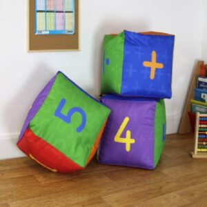 Primary Maths Cube Seats