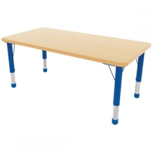 Milan Rectangular Table - 1200 x 600mm