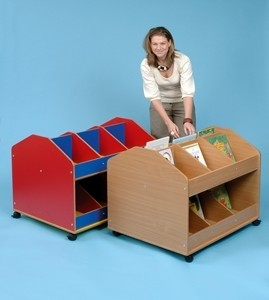 Mobile Classroom Organiser - Double Sided