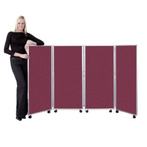 Folding Room Dividers - H1200mm