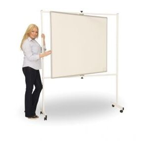 Mobile Pivotal Whiteboard - Magnetic