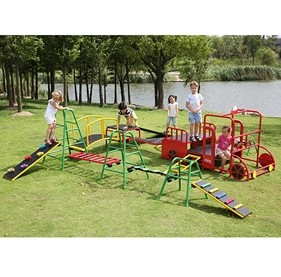 Outdoor Play Gym