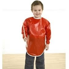 Art and Water Play Overalls (PVC) - Pk30
