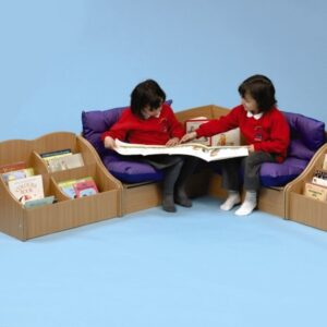 Reading Corner 4 Compartment Kinder Box