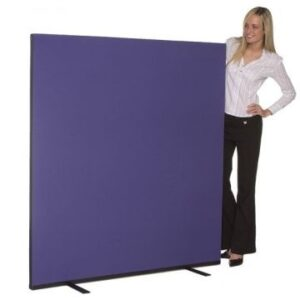 Office Screen Dividers - Woolmix - W1500mm