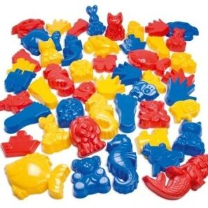 Sand Moulds - Bulk Pack 48