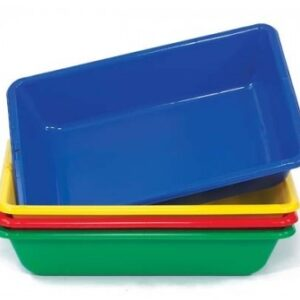 Sand & Water Trays - Pk4