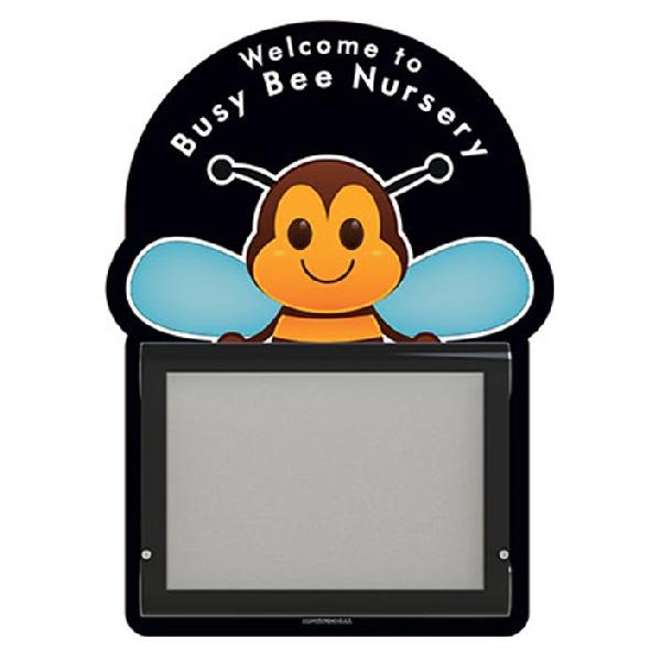 Outdoor Notice Board - Bee
