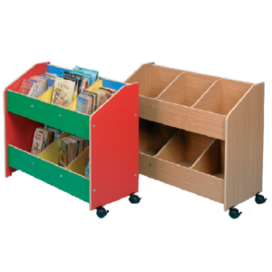 Mobile Classroom Organiser - Single Sided