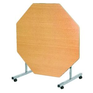 Tilt Top Table - Octagonal