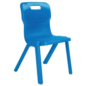 Titan One Piece Chair - Pk of 4