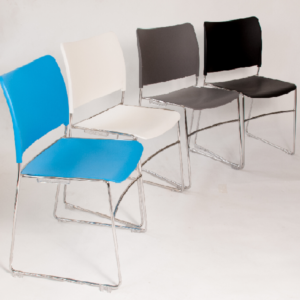 Z Lite Stacking Chair - Pack of 4