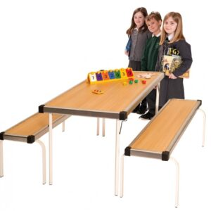 Fast Fold Rectangular Table