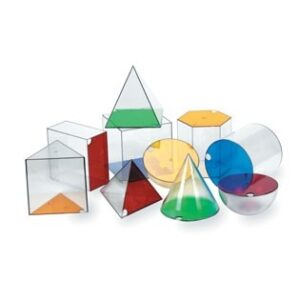 Giant Geosolids - Set of 10