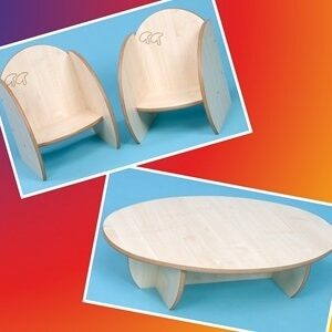 Mini Table & Chairs - OFFER