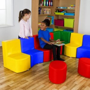 Modular Seating Range - Rainbow