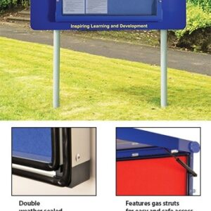 Outdoor Notice Boards