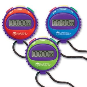 Simple Stopwatch - Set of 6