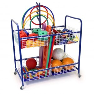 Multi Purpose Equipment Trolley